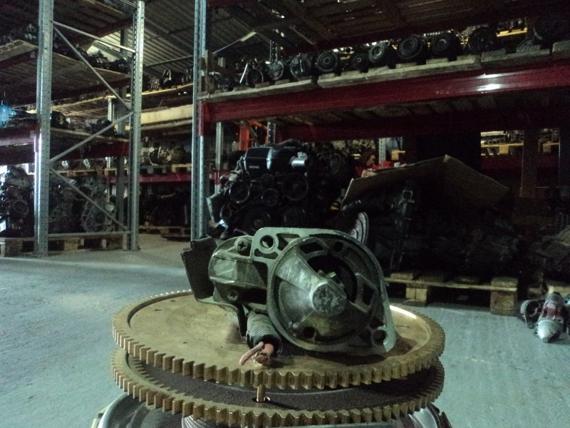 Стартер Hyundai Santa Fe G4JP (б/у)