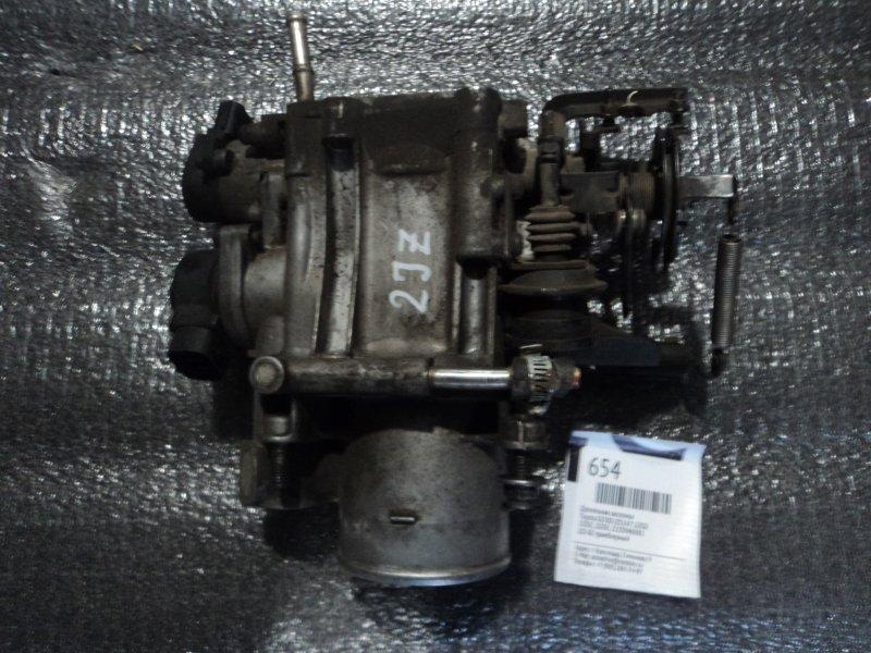 Дросельная заслонка Toyota Gs300 JZS147 1JZGE (б/у)