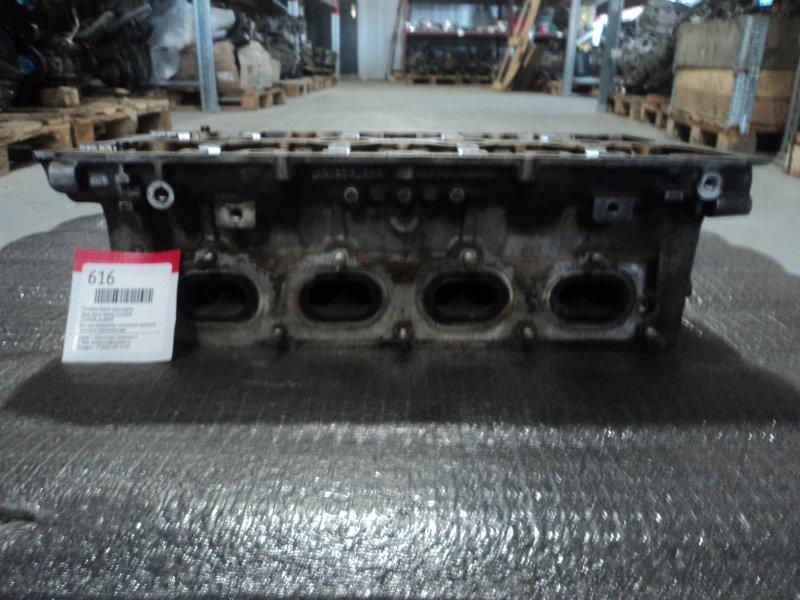 Головка блока цилиндров Opel Astra Family Z16XER (б/у)