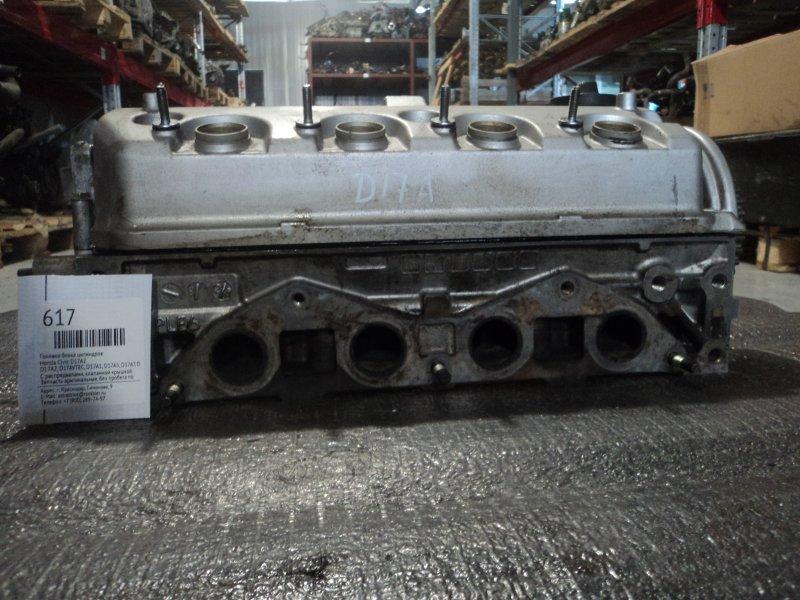 Головка блока цилиндров Honda Civic D17A2 (б/у)