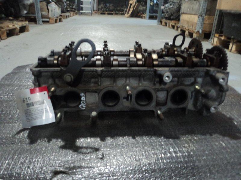 Головка блока цилиндров Ford C-Max B4Y QQDB (б/у)
