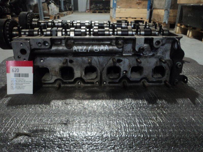 Головка блока цилиндров Volkswagen Touareg 7L6 AZZ (б/у)