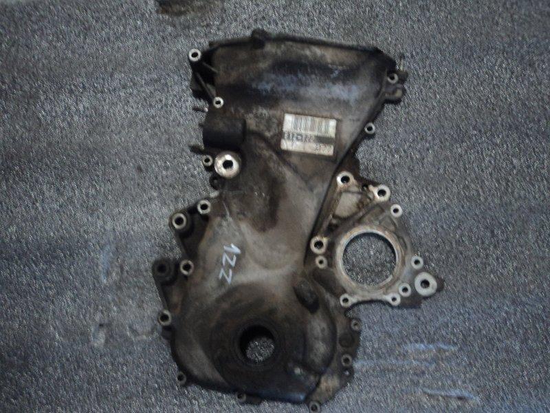 Лобовина двигателя Toyota Allex ZZE122 1ZZFE (б/у)
