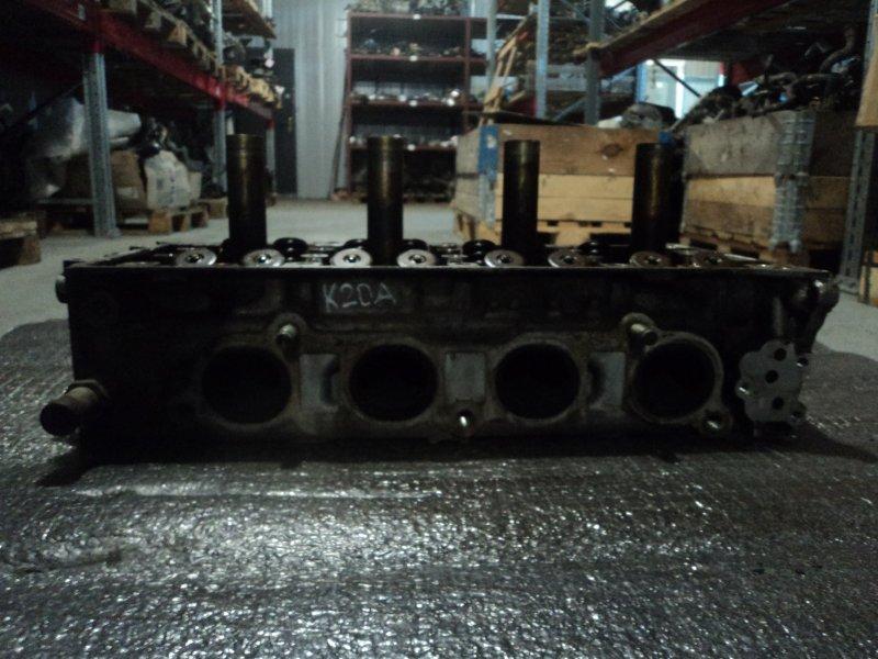 Головка блока цилиндров Honda Accord Tourer CL8 K20A (б/у)