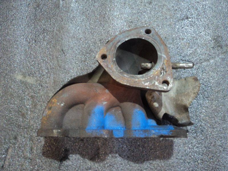 Коллектор выпускной Daewoo Matiz KLYA F8CV (б/у)