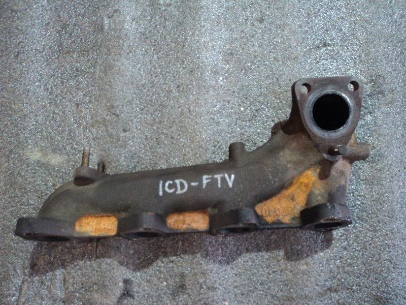 Коллектор выпускной Toyota Avensis CDT250 1CDFTV (б/у)
