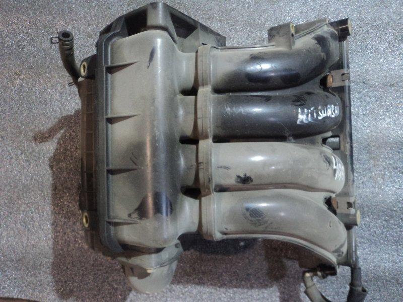 Коллектор впускной Mitsubishi Airtrek CU4W 4G64 (б/у)