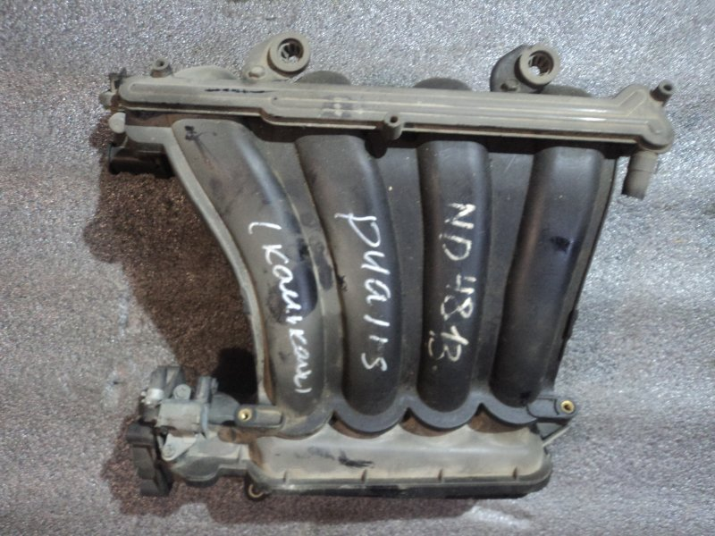 Коллектор впускной Nissan Bluebird Sylphy G11 MR20DE (б/у)
