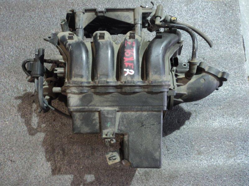 Коллектор впускной Opel Astra Z16XER (б/у)