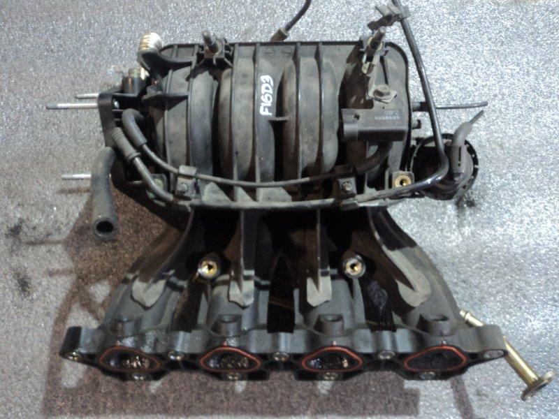 Коллектор впускной Daewoo Lacetti F16D3 (б/у)