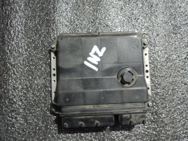 Блок управления двигателем Toyota Ractis NCP105 1NZFE (б/у)