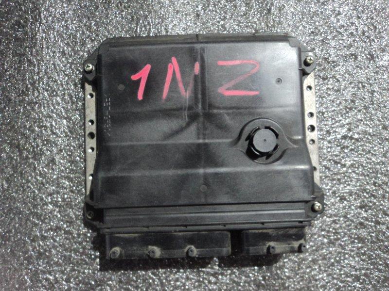 Блок управления двигателем Toyota Ractis NCP100 1NZFE (б/у)