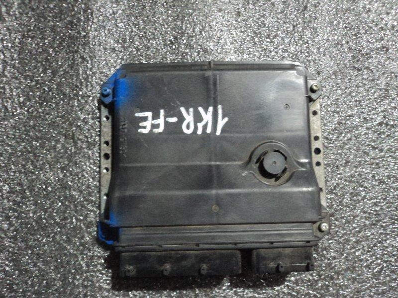Блок управления двигателем Toyota Belta KSP92 1KRFE (б/у)