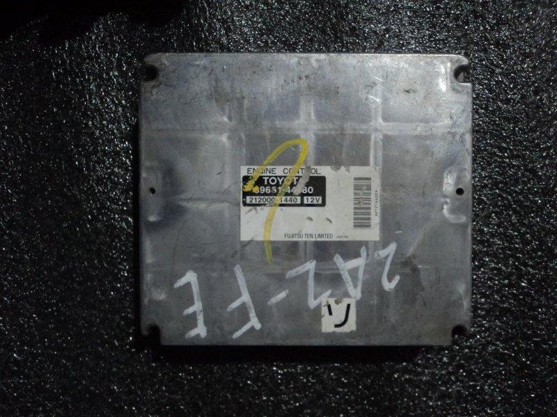 Блок управления двигателем Toyota Ipsum ACM21 2AZFE (б/у)