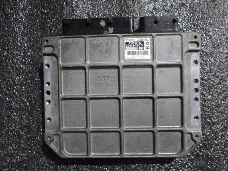 Блок управления двигателем Toyota Noah ZRR75 3ZRFE (б/у)