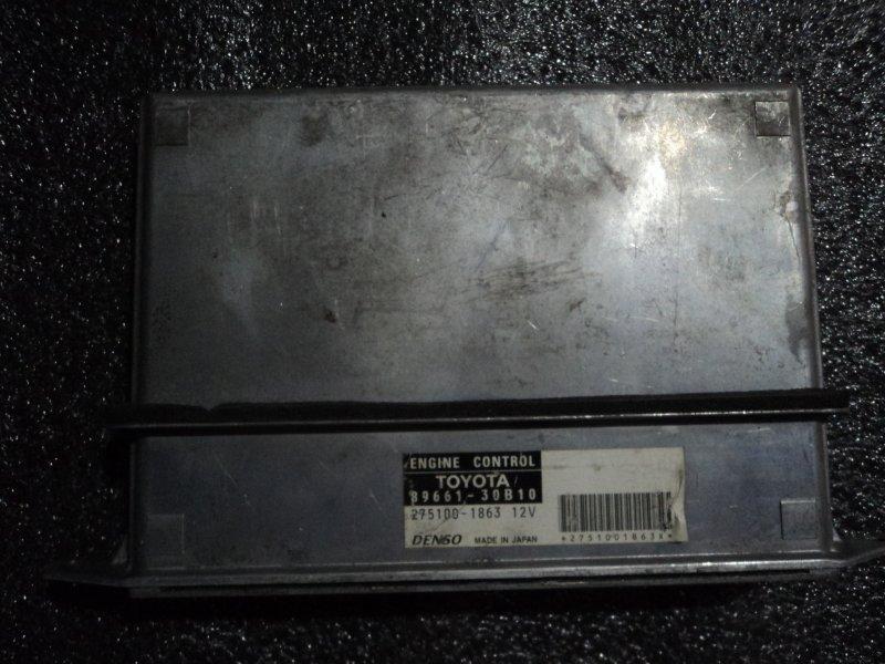 Блок управления двигателем Toyota Crown Majesta GRS182 3GRFSE (б/у)