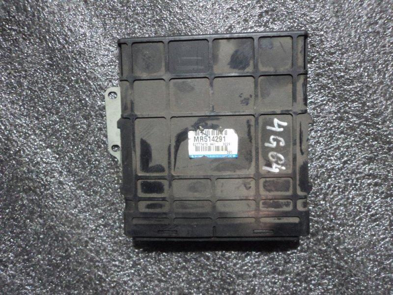 Блок управления двигателем Mitsubishi Chariot Grandis N84W 4G64 (б/у)