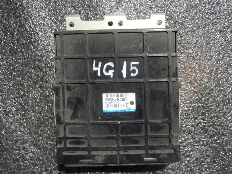 Блок управления двигателем Mitsubishi Lancer Cedia CS2V 4G15 (б/у)