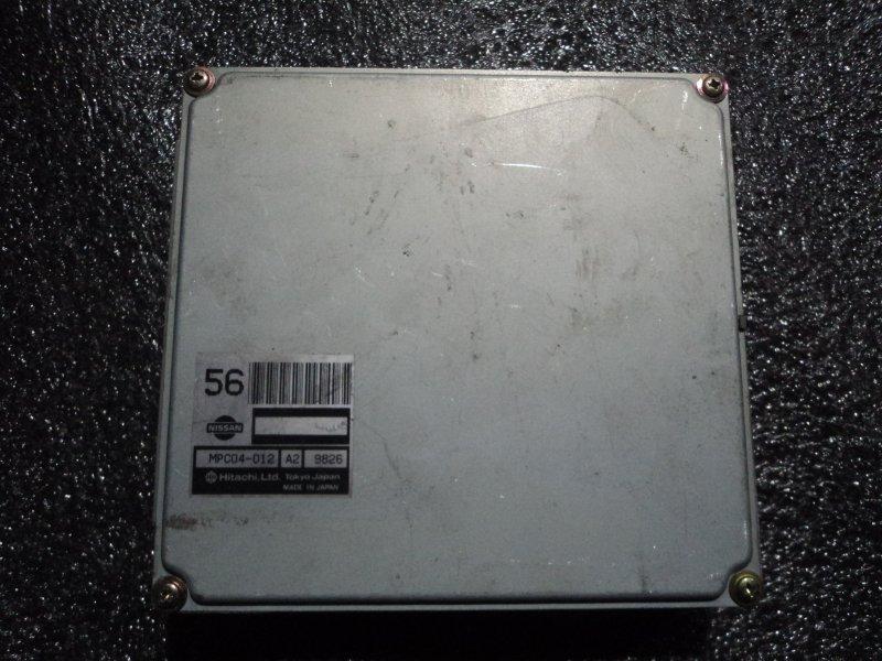 Блок управления двигателем Nissan Cefiro A33 VQ20DE (б/у)