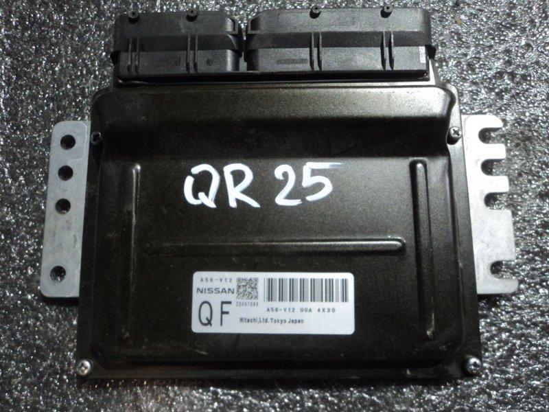 Блок управления двигателем Nissan Presage TU31 QR25DE (б/у)
