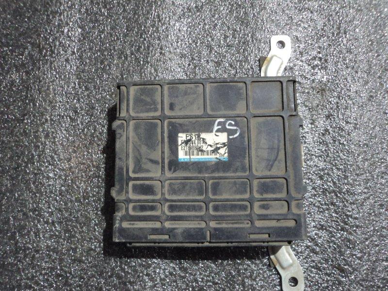 Блок управления двигателем Mazda Mpv LWEW FSDE (б/у)