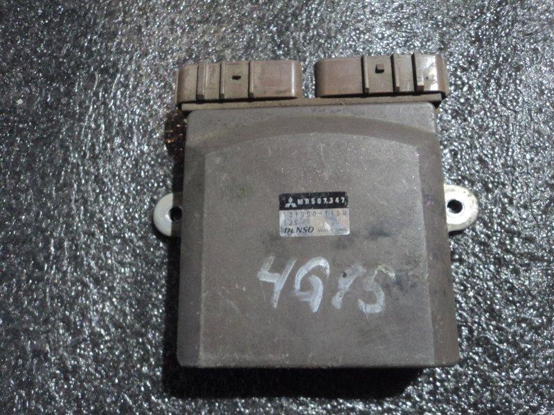 Блок управления форсунками Mitsubishi Lancer Cedia CS2V 4G15 (б/у)