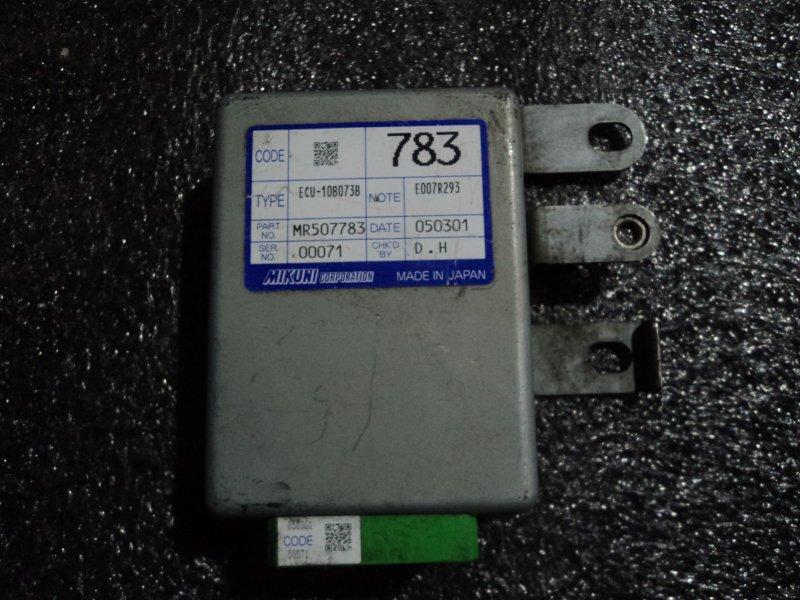 Блок дроссельной заслонки Mitsubishi 4G93 (б/у)