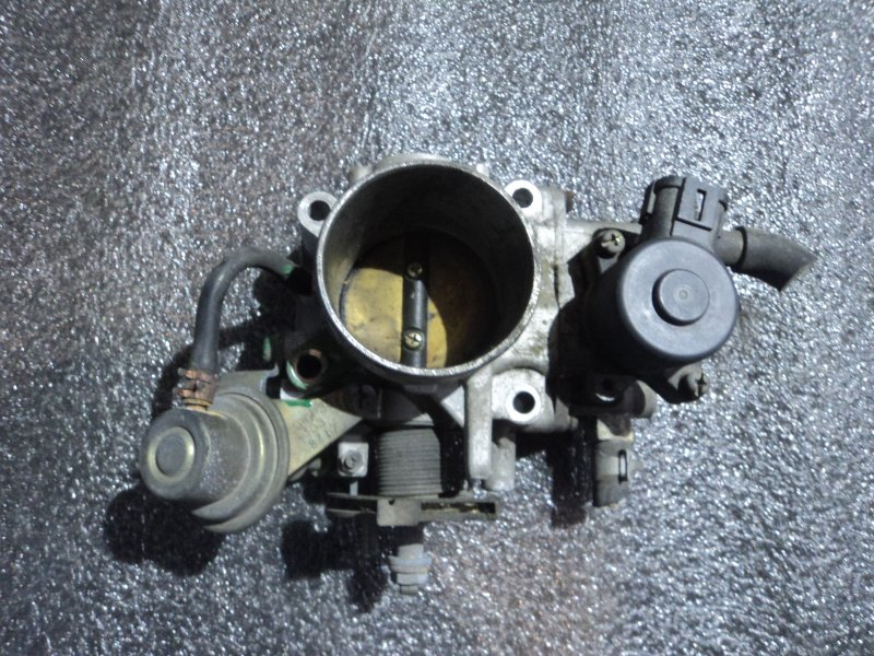 Дроссельная заслонка Nissan Cefiro A32 VQ20DE (б/у)
