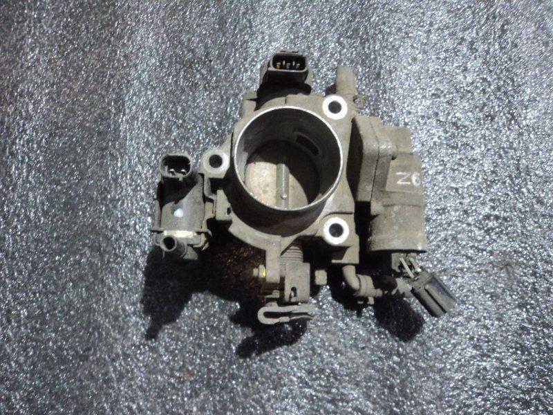 Дросельная заслонка Mazda Axela BK3P Z6 (б/у)