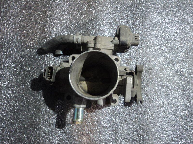 Дроссельная заслонка Toyota Allex ZZE122 1ZZFE (б/у)