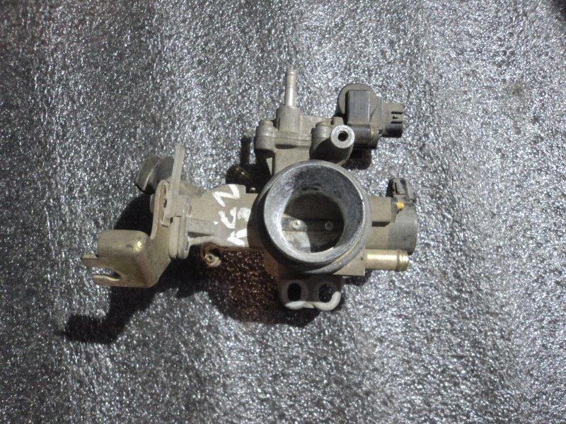 Дроссельная заслонка Toyota Echo SCP10 1SZFE (б/у)