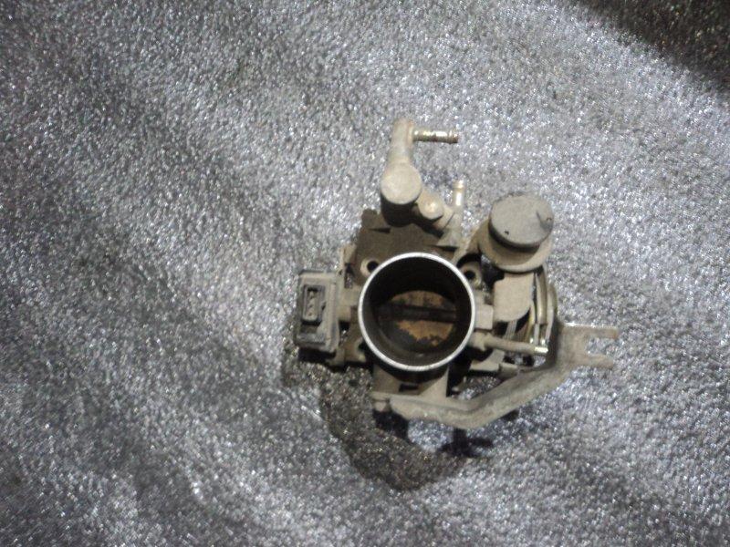 Дроссельная заслонка Toyota Caldina AT191 4AFE (б/у)