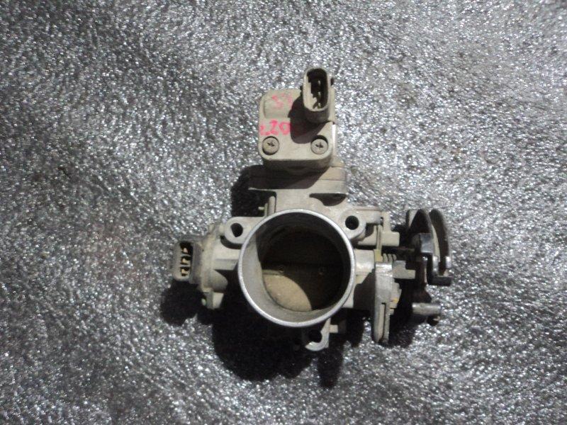 Дроссельная заслонка Toyota Avensis ST220 3SFE (б/у)
