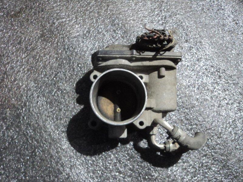 Дроссельная заслонка Toyota Avensis ZZT251 1ZZFE (б/у)