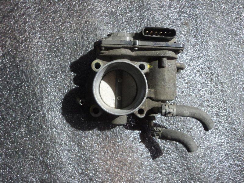 Дроссельная заслонка Toyota Alphard ANH10 2AZFE (б/у)