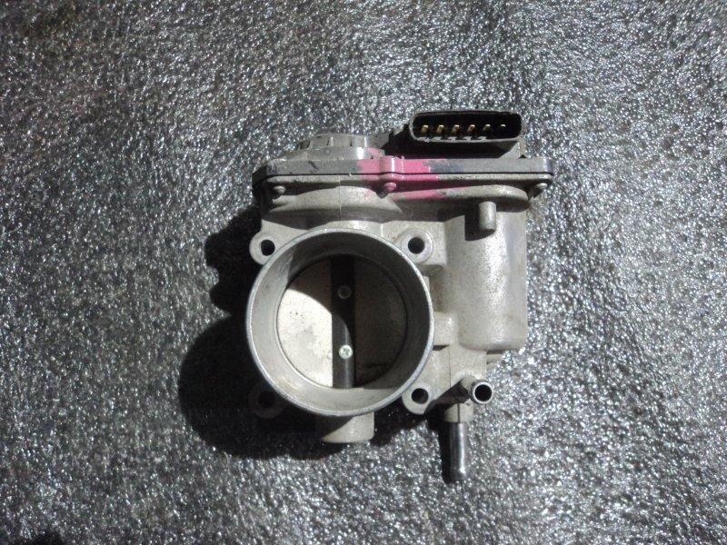 Дроссельная заслонка Toyota Auris ZRE151 1ZRFAE (б/у)