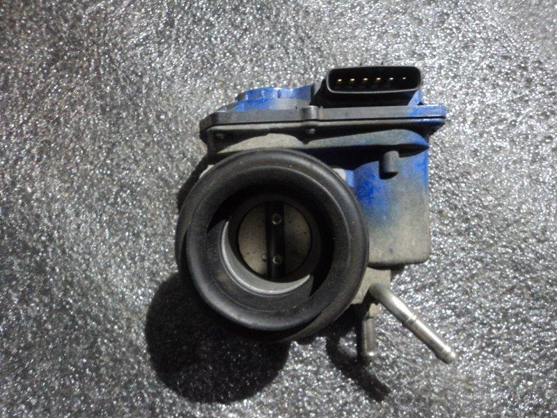 Дроссельная заслонка Toyota Belta KSP92 1KRFE (б/у)