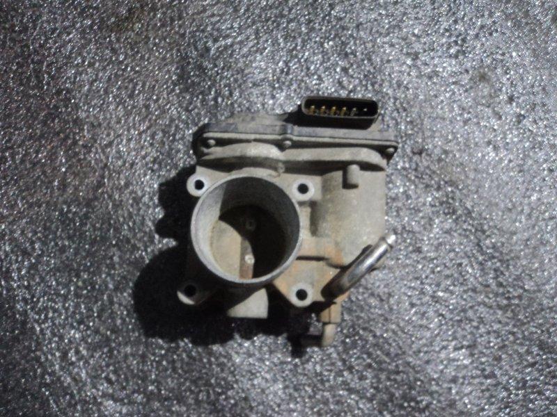 Дроссельная заслонка Toyota Allex NZE121 1NZFE (б/у)
