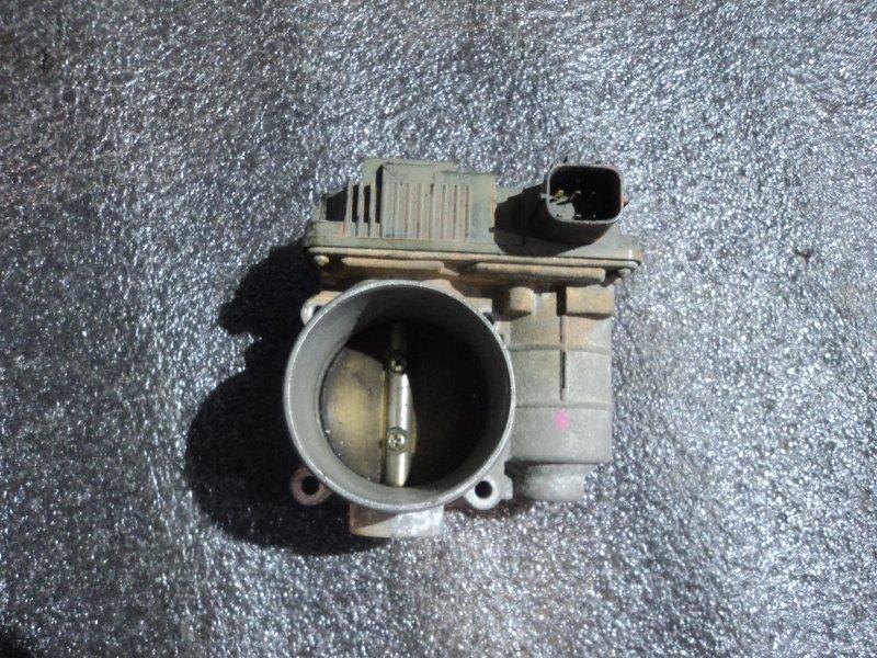 Дроссельная заслонка Nissan Ad WRY11 QR20DE (б/у)