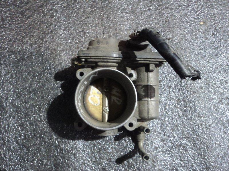 Дроссельная заслонка Nissan Bluebird Sylphy G11 MR20DE (б/у)