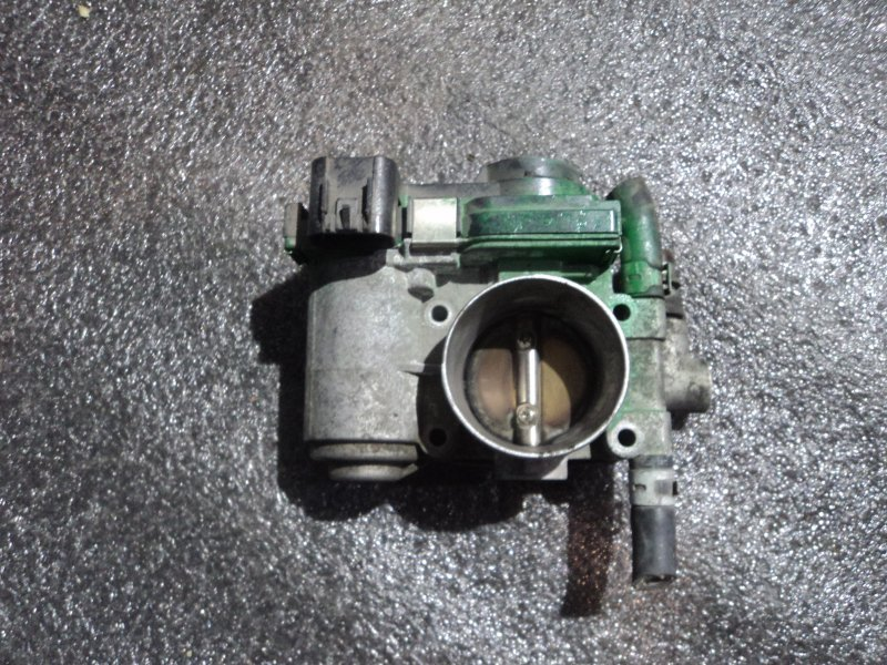 Дроссельная заслонка Opel Astra Z16XEP (б/у)