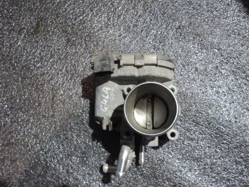 Дроссельная заслонка Hyundai Picanto G4LA (б/у)