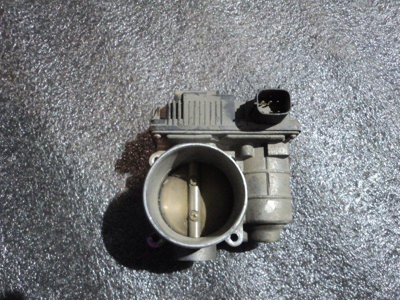 Дроссельная заслонка Nissan Fuga Y50 QR25DE (б/у)