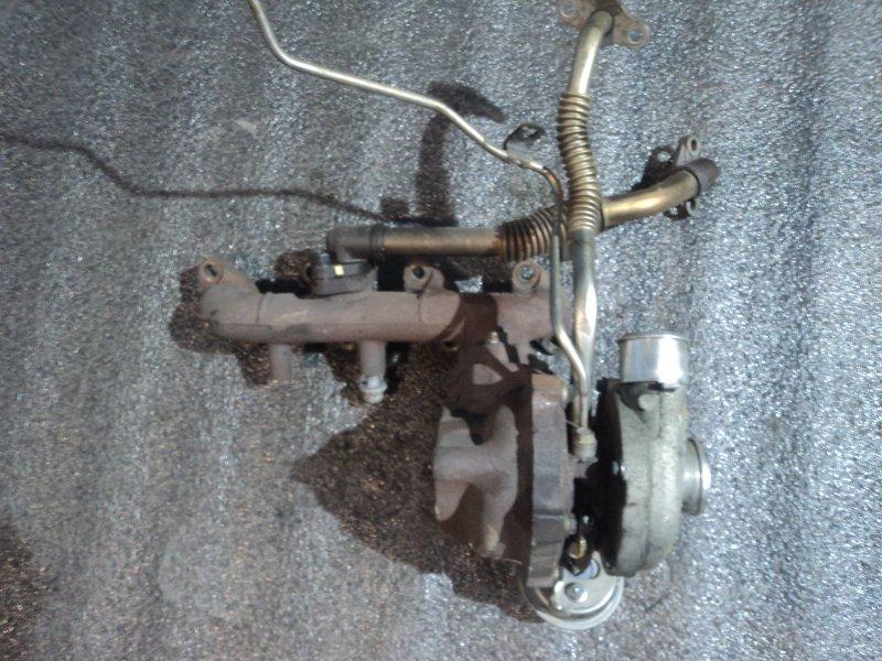 Турбина Hyundai Accent D4FB (б/у)