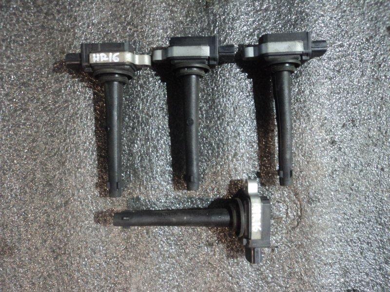 Катушка зажигания Nissan Hr16De HR16DE (б/у)