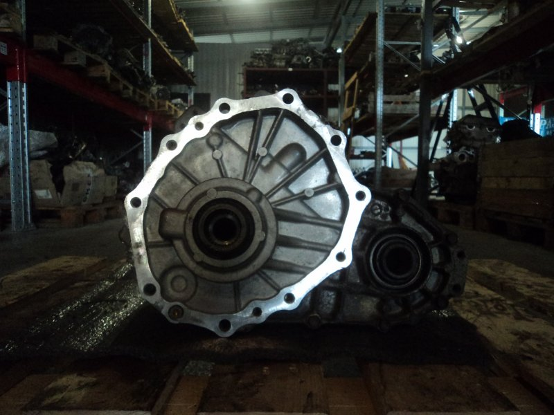 Раздатка Nissan Ex35 J50 VQ35DE (б/у)