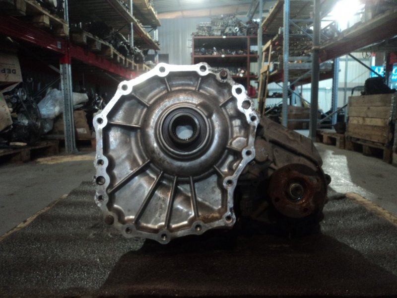 Раздатка Nissan Navara R51 YD25DDTI (б/у)