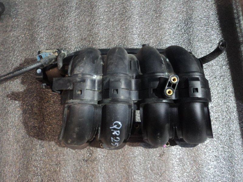 Коллектор впускной Nissan Bluebird Sylphy G11 QR25DE (б/у)