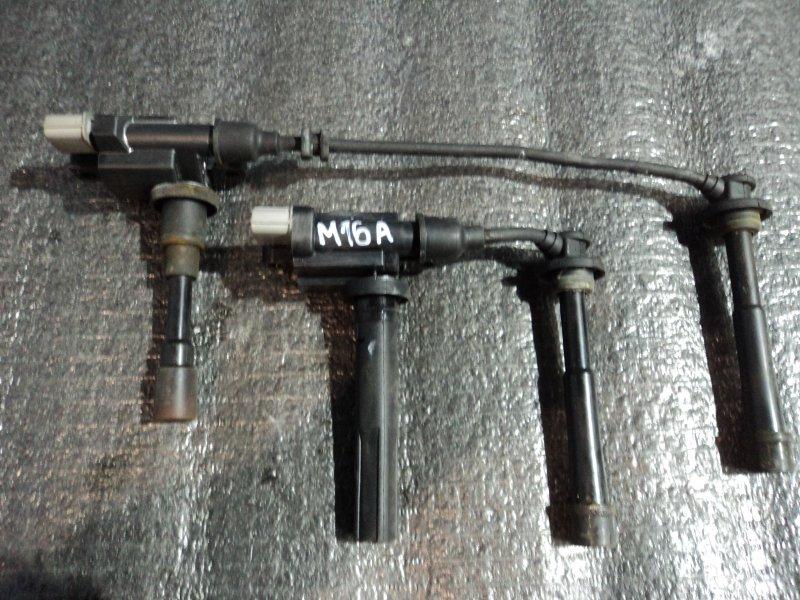 Катушка зажигания Suzuki Alto HA12S M16A (б/у)
