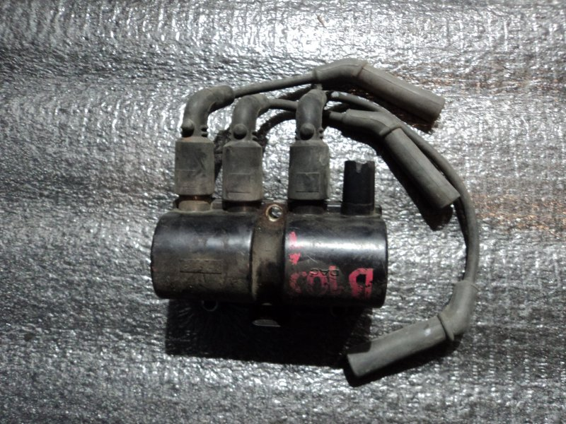 Катушка зажигания Chevrolet Aveo T200 B10S1 (б/у)